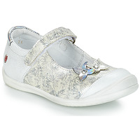 Shoes Girl Ballerinas GBB SACHIKO Vtv / Pearl-printed / Dpf
