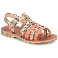 Shoes Girl Sandals GBB BANGKOK Gold