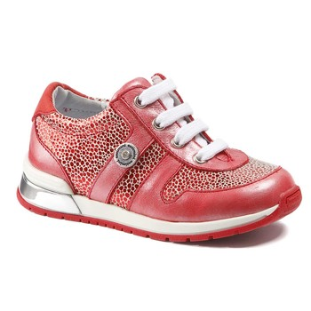 Shoes Girl Boots Catimini STEREE Vte / Red / Dpf