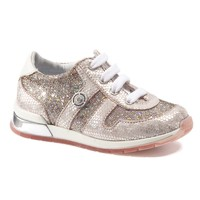 Shoes Girl Boots Catimini STEREE Rose-sequin  / Dpf