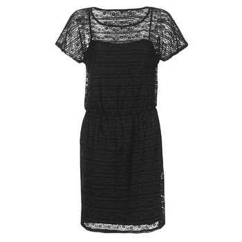 material Women Short Dresses Esprit AXERTA Black