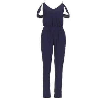 material Women Jumpsuits / Dungarees Kaporal MARCO Marine