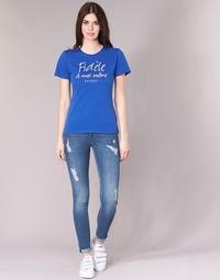 material Women slim jeans Kaporal LOKA Blue / Medium