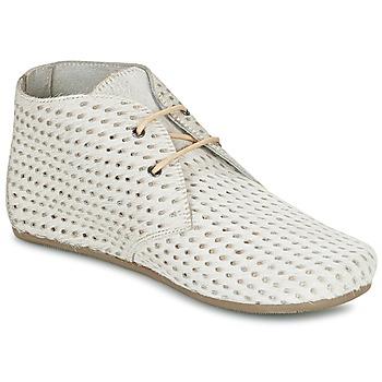 Shoes Women Mid boots Maruti GIMLET White