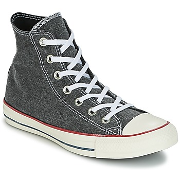 Shoes High top trainers Converse Chuck Taylor All Star Hi Stone Wash Grey
