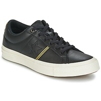 Shoes Low top trainers Converse One Star Black