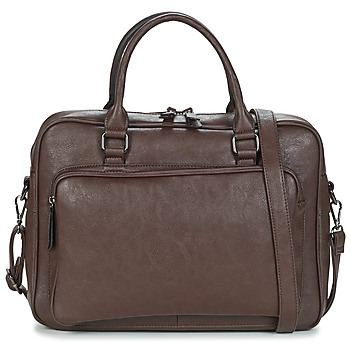 Bags Men Briefcases Casual Attitude ADIANA Brown