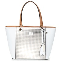 Bags Women Shopper bags Guess KAMRYN TOTE White