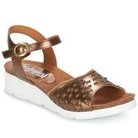 Shoes Women Sandals Felmini BRONZINO Bronze