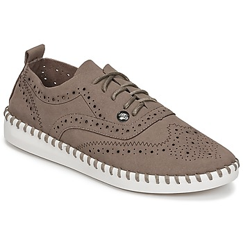 Shoes Women Derby shoes Les Petites Bombes DIVA Taupe