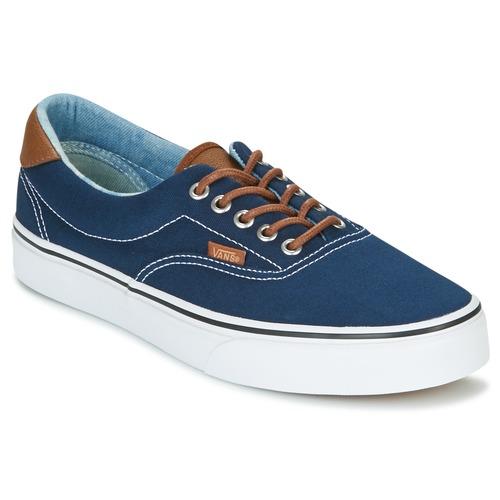 Shoes Men Low top trainers Vans ERA Blue