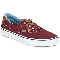 Shoes Men Low top trainers Vans ERA Bordeaux