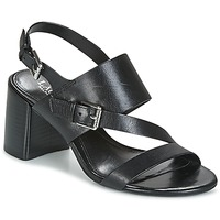 Shoes Women Sandals Lauren Ralph Lauren FLORIN Black