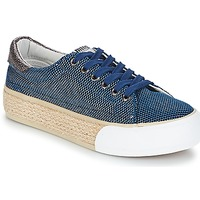 Shoes Women Low top trainers MTNG ERTIMOR Marine