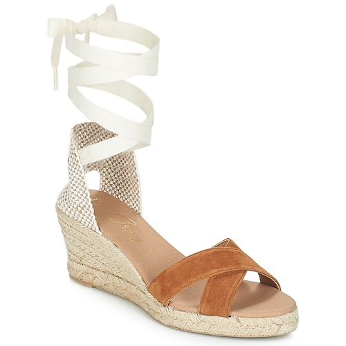 Shoes Women Sandals Betty London IDILE Brown