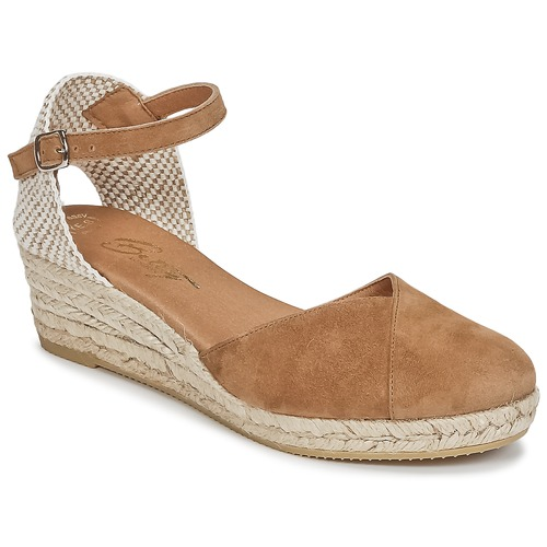 Shoes Women Sandals Betty London INONO Camel