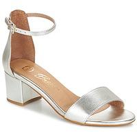 Shoes Women Sandals Betty London INNAMATA Silver