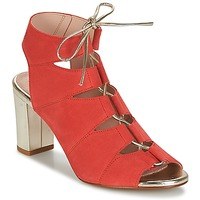 Shoes Women Sandals Betty London INALU Red