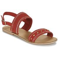 Shoes Women Sandals Betty London IKARI Red
