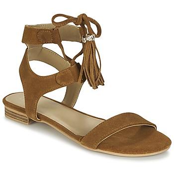Shoes Women Sandals Betty London IKARA Brown