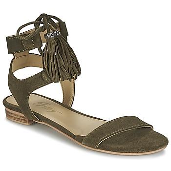 Shoes Women Sandals Betty London IKARA Kaki