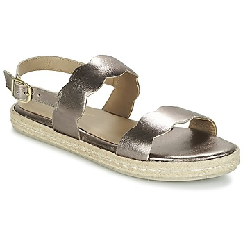 Shoes Women Sandals Betty London IKARO Silver