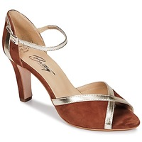 Shoes Women Sandals Betty London IFLORE Brown