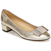 Shoes Women Ballerinas Betty London IRAFONE Gold