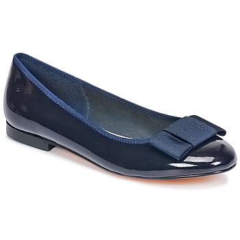 Shoes Women Ballerinas Betty London FLORETTE Blue