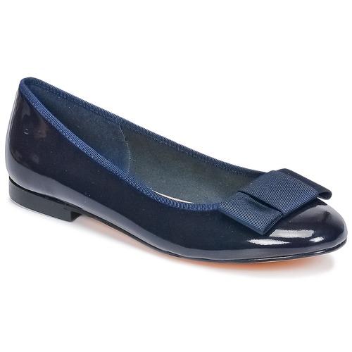 Shoes Women Ballerinas Betty London FLORETTE Blue