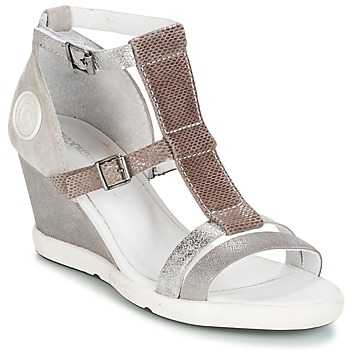 Shoes Women Sandals Pataugas WAMI-F2B Grey