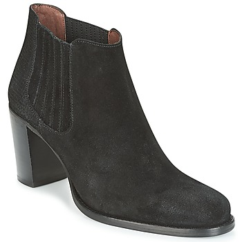 Shoes Women Ankle boots Muratti PIUMA PPIU Black