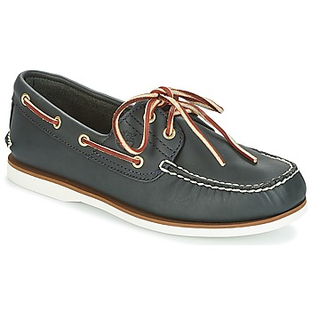 Shoes Men Boat shoes Timberland CLASSIC 2 EYE NAVY / Smooth