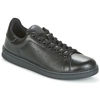 Shoes Men Low top trainers Yurban FONSSAP Black