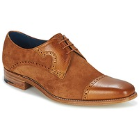 Shoes Men Derby shoes Barker APOLLON Brown