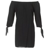 material Women Short Dresses LPB Woman ARIN Black