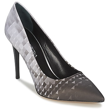 Shoes Women Court shoes Strategia BALSORANO Black / Grey