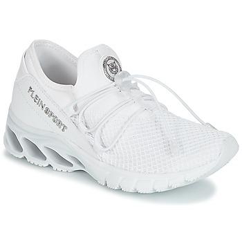 Shoes Women Low top trainers Philipp Plein Sport KRISTEL White