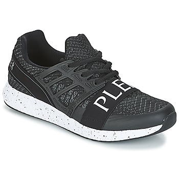 Shoes Women Low top trainers Philipp Plein Sport RUTH Black