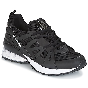 Shoes Women Low top trainers Philipp Plein Sport ARLENIS Black