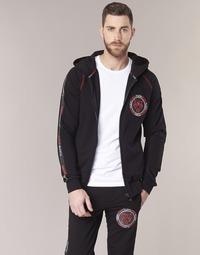 material Men sweaters Philipp Plein Sport FLY HIGH Black