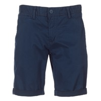 material Men Shorts / Bermudas Teddy Smith SHORT CHINO Marine