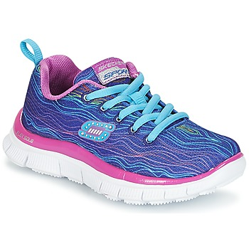 Shoes Girl Multisport shoes Skechers Skech Appeal Prancy Dance Violet