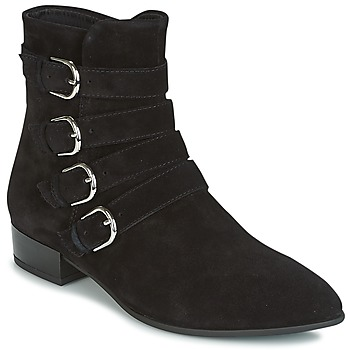Shoes Women Ankle boots Vagabond GIGI Black