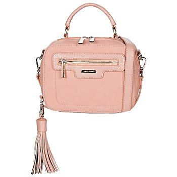 Bags Women Shoulder bags David Jones TEROUL Pink