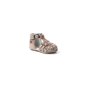 Shoes Girl Sandals GBB SAMIRA Vte / Pink / Skin / Dpf