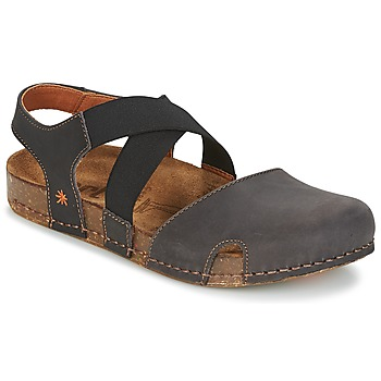 Shoes Women Sandals Art WE WALK Grey / Black