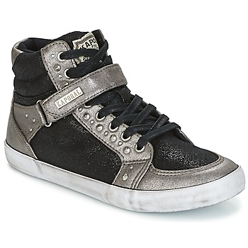 Shoes Women High top trainers Kaporal SNATCHY Black