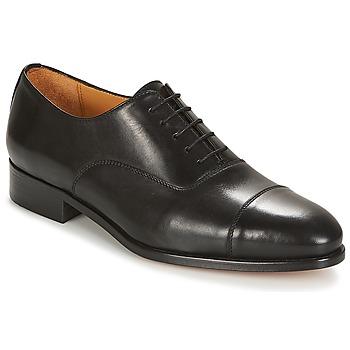 Shoes Men Brogue shoes Brett & Sons FENOZEO Black