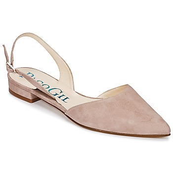 Shoes Women Sandals Paco Gil MARIE TOFLEX Nude